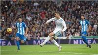 Real Madrid lần đầu được hưởng phạt đền và 'nỗi buồn' cho phần còn lại của Liga