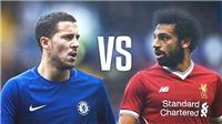 Khi Salah là 'tấm gương' cho Hazard
