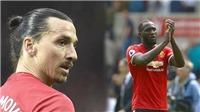 Phép cộng nào cho Lukaku – Ibrahimovic ở hàng công M.U?
