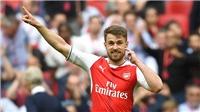 Aaron Ramsey: Thủ lĩnh mới của Arsenal
