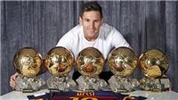 Quả bóng Vàng 2017: Cristiano Ronaldo hay Lionel Messi?