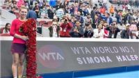 Simona Halep lên số một thế giới và chuyện chiếc vương miện bị rẻ rúng