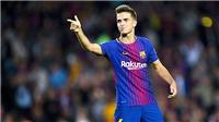 Denis Suarez là tương lai của Barca