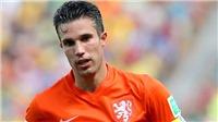 Đối đầu Pháp quá mạnh, Van Persie có cứu được Hà Lan?