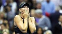 Những ngày đen tối đã qua, Sharapova!