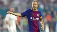 Đừng sốc nếu chính Iniesta lật ghế Chủ tịch Barca của Bartomeu