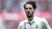 Isco sẽ là 'số 9 ảo' của Real Madrid?