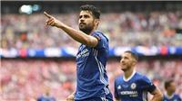Với sự linh hoạt về chiến thuật, Conte chẳng nhớ Diego Costa