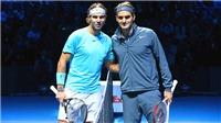 Nadal và Federer sẽ tái hiện cuộc đua lịch sử