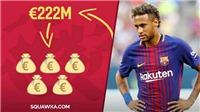 Hãy để Neymar chia tay Barca, tự dấn thân cho bóng đá