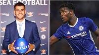 Morata hay Batshuayi, ai đá trung phong tốt nhất ở Chelsea?