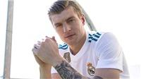 Toni Kroos: 'Người không phổi' và món hời bậc nhất trong lịch sử Real Madrid