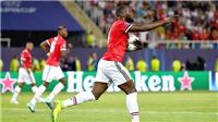 Dù ghi bàn cho M.U, Lukaku vẫn đáng bị chỉ trích