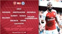 Arsenal: Hàng thủ ba người có phải là chìa khóa thành công?