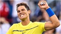Rafael Nadal chắc chắn trở lại ngôi số một thế giới vào đầu tuần tới