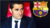 Với Ernesto Valverde, suối nguồn của Cruyff lại chảy ở Barcelona