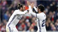 Không phải Isco, ở Madrid chỉ Bale mới tạo ra điều phi thường