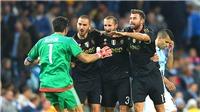 Hàng thủ sẽ nâng bước Juventus ở chung kết Champions League?