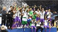 Real Madrid xứng danh nhà vô địch đi trước thời đại
