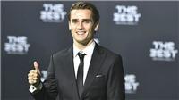 Griezmann: Thần tượng Beckham, xem vợ là bà chủ
