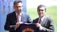 Barca chọn siêu HLV Valverde vì ít tiền?