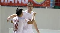 V-League 2017: Mỏi mắt tìm ngoại binh giỏi