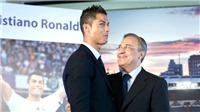 Perez sẽ làm Ronaldo hết buồn