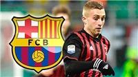 Barca mua lại Deulofeu chỉ vì... tiền?