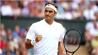 Roger Federer và chuyến tàu ngược thời gian