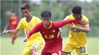 BK giải U17 QG - Thái Sơn Nam 2017: 'Sân khấu của đại gia'
