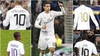 Từ Sneijder, Oezil đến James: Số 10 của Real Madrid đang bị... 'ma ám'?