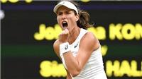 Wimbledon 2017: Johanna Konta nuôi dưỡng giấc mơ cổ tích của người Anh