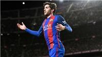 Barcelona nên từ bỏ Verratti, đầu tư vào Sergi Roberto