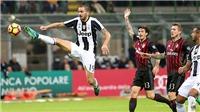 Milan đã tính lật đổ Juventus bằng... Bonucci