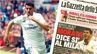 Morata vẫn đang chờ Milan tháo gông khỏi Real Madrid