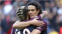Cavani và Neymar không thể là bạn, nhưng sẽ là những đồng nghiệp tốt