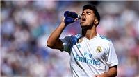 Báo động Real Madrid: Asensio có thể đến M.U