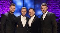 Boyzone tái hợp kỉ niệm 25 năm thành lập ban nhạc