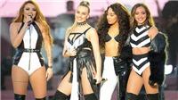 Little Mix bị chỉ trích vì mặc hở trong đêm hòa nhạc từ thiện Manchester