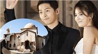 Lễ cưới của Song Joong Ki, Song Hye Kyo sẽ diễn ra tại trường quay 'Hậu duệ mặt trời'?