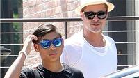Rộ tin Brad Pitt đau đớn không được mời dự sinh nhật Pax Thiên 14 tuổi