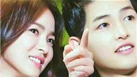 Song Joong Ki và Song Hye Kyo mua máy giặt, tủ lạnh... tặng bạn diễn 'Hậu duệ mặt trời'