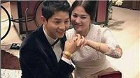 Song Joong Ki, Song Hye Kyo và những cặp sao Hàn yêu nhau lãng mạn hơn trong phim