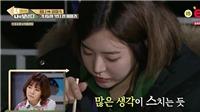 Sunny khóc khi nói về Girls' Generation và tương lai của nhóm nhạc