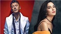 Cựu thành viên Super Junior Hàn Canh tuyên bố hẹn hò sao phim 'Chiến Lang 2' Celina Jade