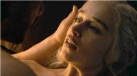 'Mẹ Rồng' Emilia Clarke: 'Cảnh nóng trong tập cuối 'Trò chơi vương quyền' thật kỳ cục'