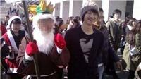 Lộ ảnh Song Joong Ki 'hot boy' từ thời sinh viên