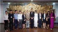 Phu nhân Thủ tướng Papua New Guinea dành 90 phút thăm Bảo tàng Mỹ thuật Đà Nẵng