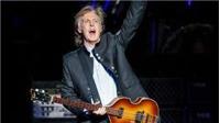 Huyền thoại Paul McCartney thực hiện đêm nhạc dành tặng nạn nhân thiên tai