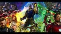 Trailer chính thức của Marvel 'Avengers: Infinity War' đốt mắt người xem